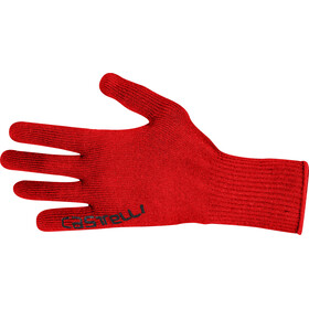 Castelli Corridore Gloves red